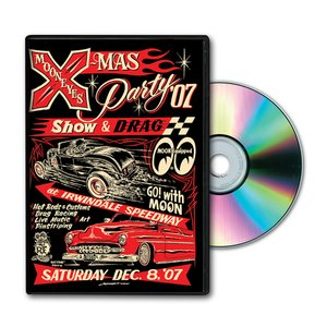 MOONEYES (ムーンアイズ) USA Xmas Party 2007<DVD>|mooneyes