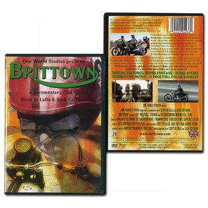 【30%OFF】 BRITTOWN<DVD>|mooneyes