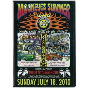 MOONEYES (ムーンアイズ) Summer Show 2010 DVD|mooneyes
