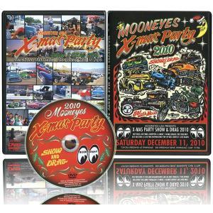 2010 MOONEYES (ムーンアイズ) USA Xmas Party <DVD>|mooneyes