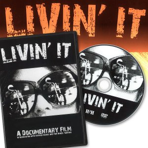 【30%OFF】 Livin' It 【DVD】|mooneyes