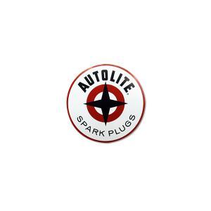 AUTOLITE SPARK ステッカー 4インチ|mooneyes