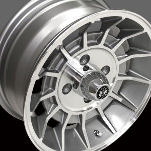 ENKEI / MOONEYES (エンケイ / ムーンアイズ) Baja Wheel 14x6 【4H】 114.3 +10mm|mooneyes