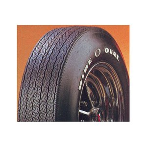 Firestone ワイド オーバル レイズド ホワイト レター タイヤ F70-14|mooneyes