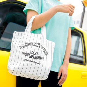 Fly with MOON トート バッグ S|mooneyes