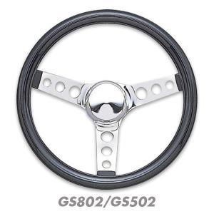 Grant Classic Cruisin' Black Vinyl steering Wheels 31cm / 34cm|mooneyes