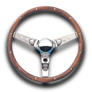 Grant Classic Wood Model Steering Wheel 34cm|mooneyes