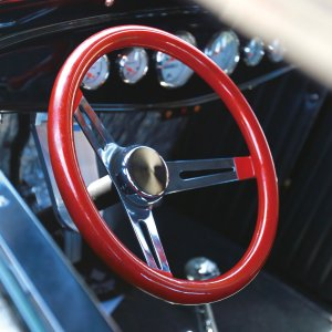 California Metal Flake Steering Wheels 34cm(13.5