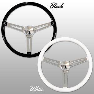 Classic Style ステアリング ホイール 38cm|mooneyes