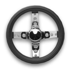 Grant Classic Cruisin' 4 Spoke Steering Wheel 27cm|mooneyes
