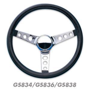 Grant Classic Black Foam Steering Wheel 30/32/34cm|mooneyes