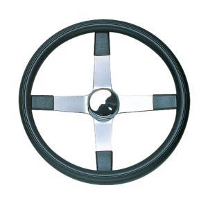 Grant 4スポーク No - Hole Steering Wheel 37cm|mooneyes