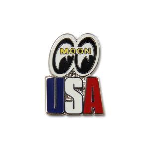 MOONEYES Hat Pin USA mooneyes