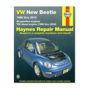 ヘインズ リペア マニュアル 99- New Beetle|mooneyes