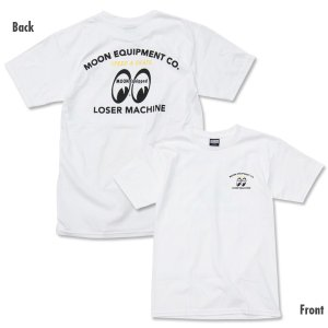 Loser Machine Factory Team Tシャツ|mooneyes
