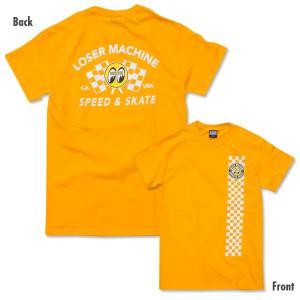 Loser Machine Holeshot Tシャツ|mooneyes