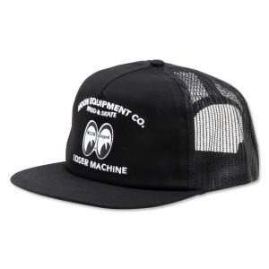Loser Machine トラッカー キャップ|mooneyes