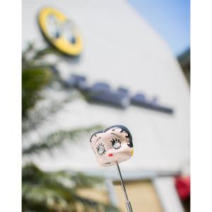 アンテナ トッパー Betty Boop|mooneyes