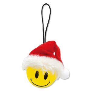 Happy Santa アンテナ トッパー|mooneyes