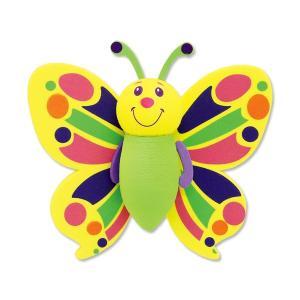 Pretty Butterfly アンテナ トッパー|mooneyes