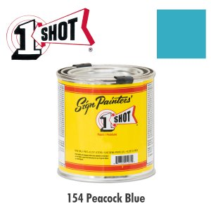 ピーコック ブルー  (水色) 154 - 1 ショット ペイント 237ml ムーンアイズ (MOONEYES)|mooneyes