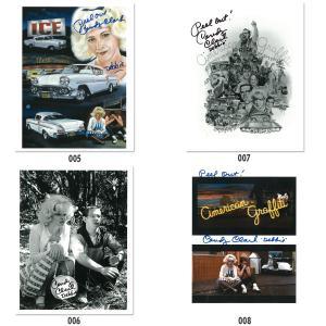 American Graffiti (アメリカン グラフィティー) Printings with Autograph(B)|mooneyes