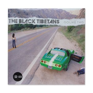 Go Like This by The Black Tibetans (ミュージックレコード)|mooneyes