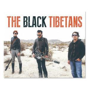 The Black Tibetans 7 インチ レコード|mooneyes