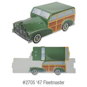 クラシック クルーザー:'47 Chevrolet Fleetmaster Woody Wagon|mooneyes