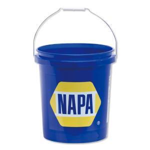 NAPA バケツ ブルー 5ガロン|mooneyes