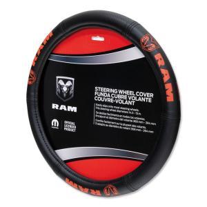 RAM (DODGE) ステアリング ホイール カバー|mooneyes