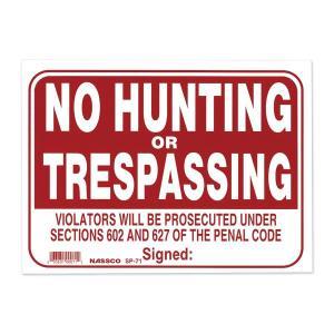 狩猟や通り抜け不可、見つけ次第法により罰する|mooneyes