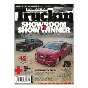 Truckin Vol.45, No. 09 September 2019 mooneyes
