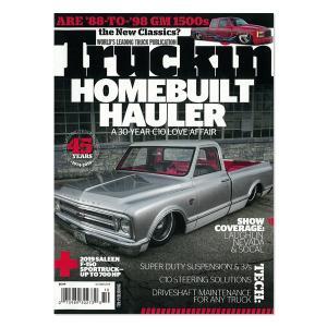 Truckin Vol.45, No. 10 October 2019 mooneyes