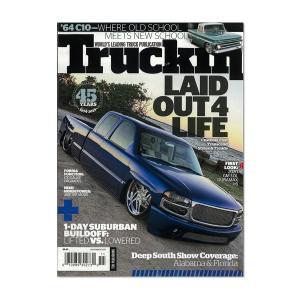 Truckin Vol.45, No. 11 November 2019 mooneyes