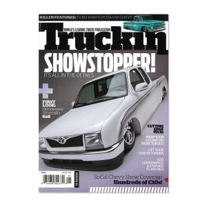 Truckin (トラッキン) Vol.46, No. 1 January 2020|mooneyes
