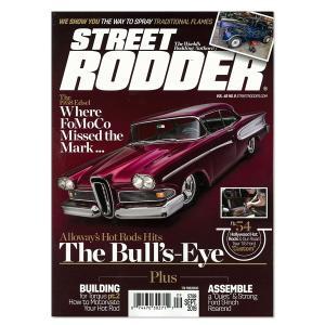 Street Rodder September Vol.48 No.9 mooneyes