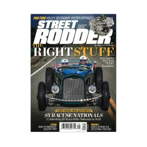Street Rodder (ストリート ロッダー) Vol. 49 No.1 January 2020|mooneyes