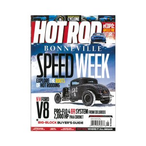HOT ROD(ホット ロッド) January 2020|mooneyes
