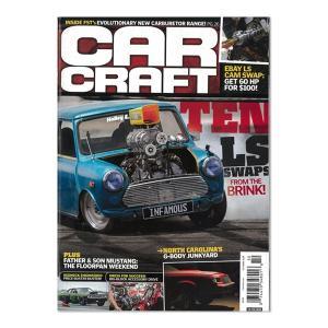 Car Craft October 2019 Vol.67 No.10 mooneyes