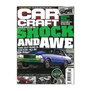 Car Craft November 2019 Vol.67 No.11 mooneyes
