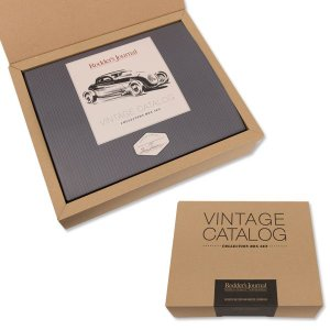 The Rodder's Journal Vintage Catalog Collection Box Set|mooneyes