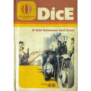 DicE Magazine #45|mooneyes