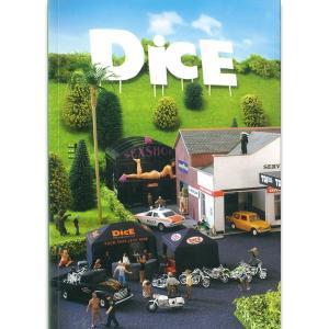 DicE Magazine #48|mooneyes