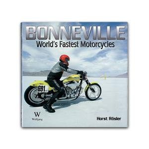 BONNEVILLE World's Fastest Motorcycles|mooneyes