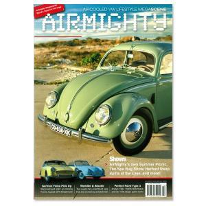 VW 専門誌 - AirMighty【エアマイティー】Vol.14|mooneyes