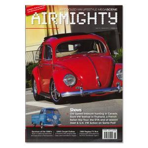 VW 専門誌 - AirMighty【エアマイティー】Vol.18|mooneyes