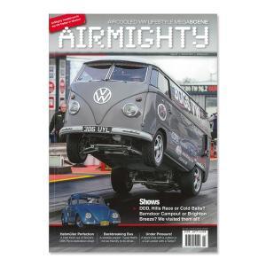 VW 専門誌 - AirMighty【エアマイティー】Vol.22|mooneyes