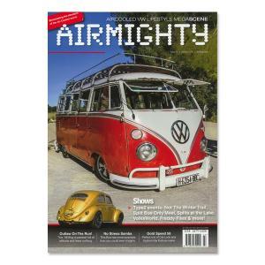 VW 専門誌 - AirMighty【エアマイティー】Vol.23|mooneyes