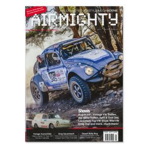 VW 専門誌 - AirMighty【エアマイティー】Vol.24|mooneyes